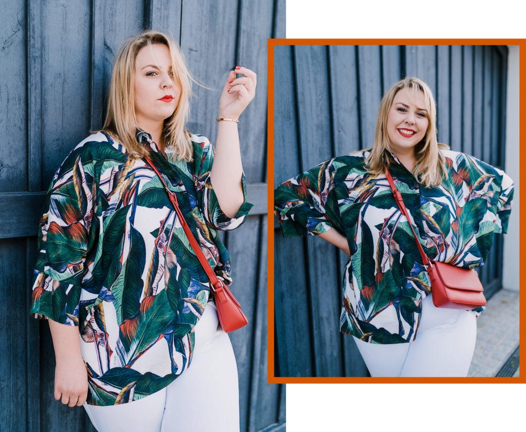 huge selection of 541fd 1cb2c Modetipps für Frauen mit großer Oberweite - Ulla Popken Magazin