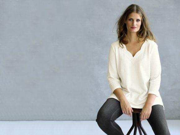 Mode für Frauen mit großer Oberweite