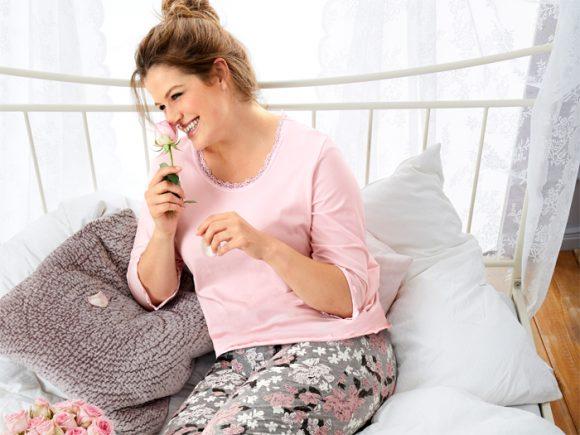 Pyjama in großen Größen