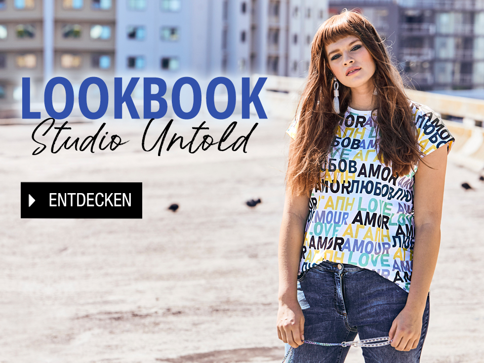 Studio Untold Lookbook
