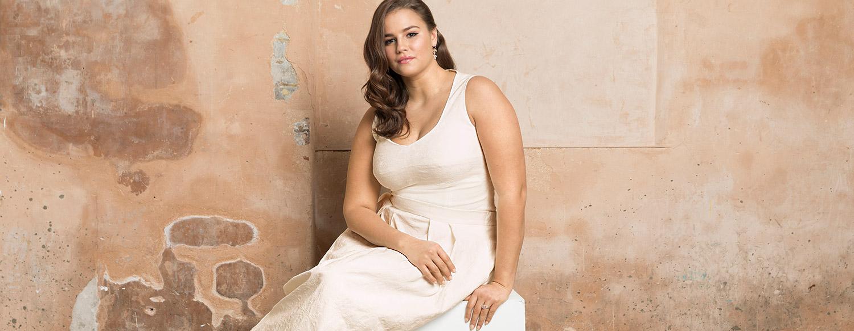 Das richtige Brautkleid in großen Größen finden - Ulla Popken Magazin